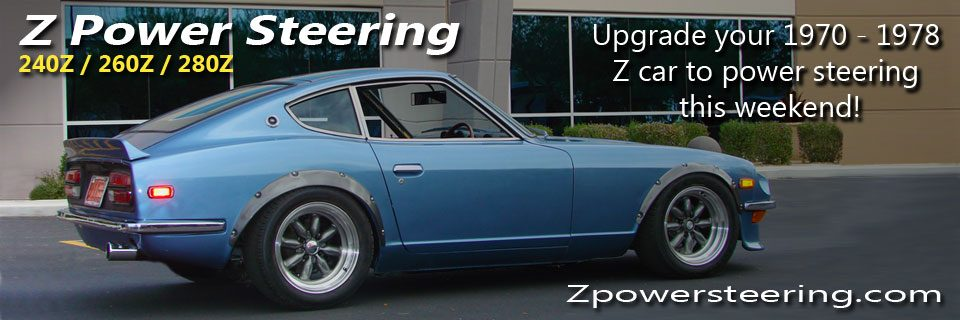 Z Power Steering